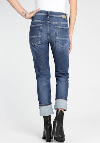 """GANG Boyfriend-Jeans »""""NICA BOYFRIEND""""«, Beinabschluss krempelbar kaufen"""