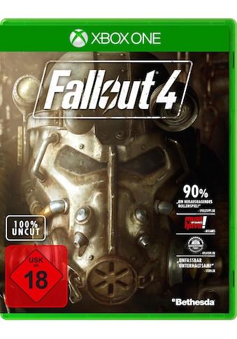 Bethesda Spiel »Fallout 4«, Xbox One, Software Pyramide kaufen