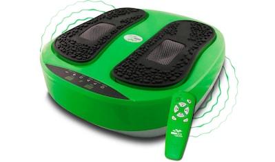 VibroLegs Vibrationsplatte »VibroLegs«, 30 W, 10 Intensitätsstufen, (3 tlg., mit... kaufen