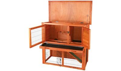 TRIXIE Kleintierstall, BxTxH: 104x52x97 cm, mit Freilaufgehege kaufen
