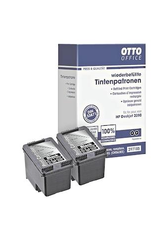 Otto Office 2er - Pack Tintenpatrone ersetzt HP Nr. 301XL »CH563EE« kaufen