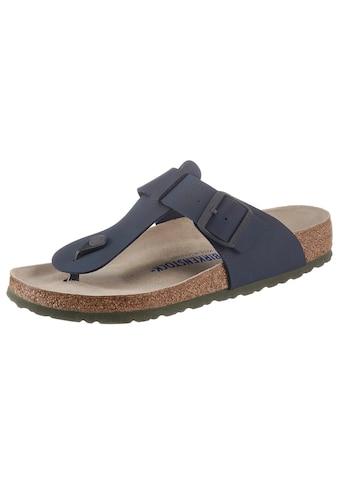 Birkenstock Zehentrenner »Medina«, mit ergonomisch geformtem Fußbett kaufen