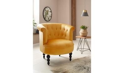 Home affaire Sessel »Egino« kaufen