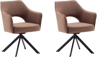 MCA furniture 4-Fußstuhl »Tonala«, mit Nivellierung 180° drehbar kaufen