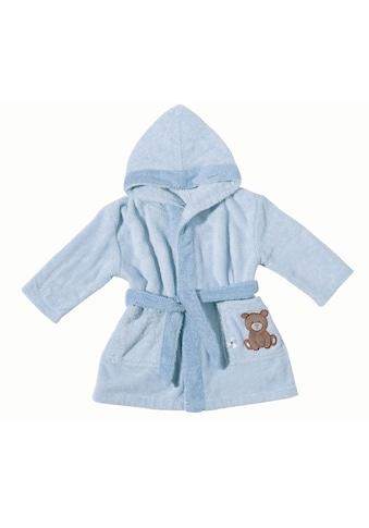 Egeria Babybademantel »Teddy Bear«, mit Stickerei kaufen