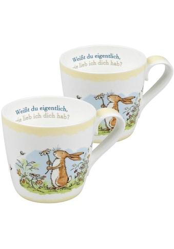 Könitz Becher »Weißt du eigentlich...- Sommer«, (Set, 2 tlg.), 2-teilig kaufen