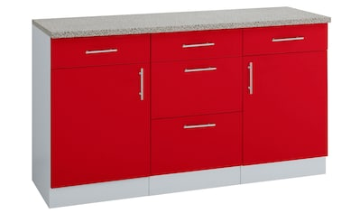 wiho Küchen Unterschrank »Kiel«, 150 cm breit kaufen