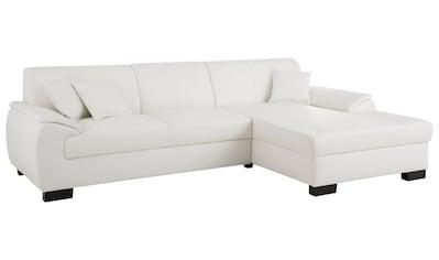Premium collection by Home affaire Ecksofa »Loft« kaufen