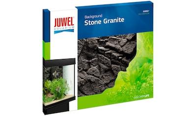 JUWEL AQUARIEN Aquarienrückwand »Stone Granit«, BxH: 55x60 cm kaufen