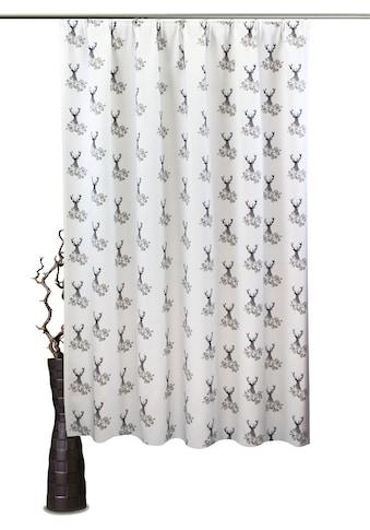 VHG Vorhang »Oisin«, Bleistiftband kaufen