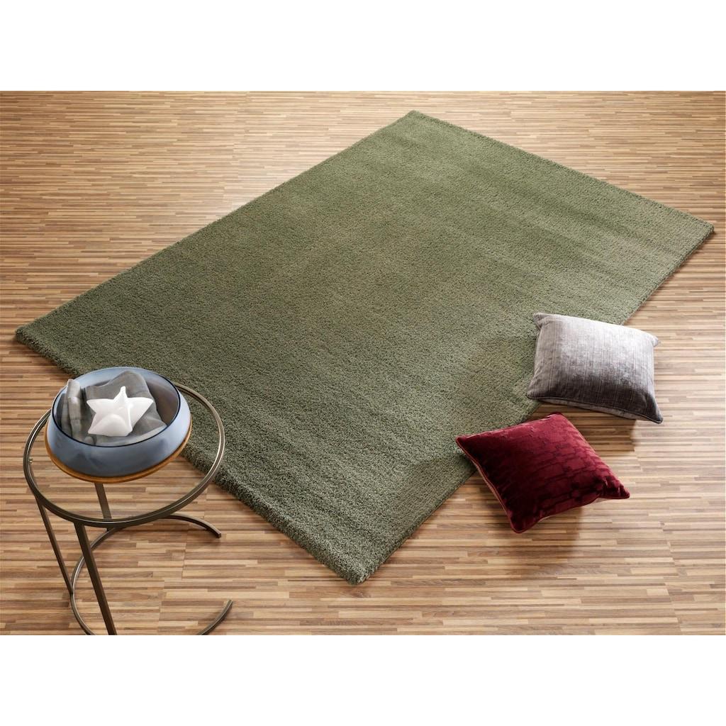 OCI DIE TEPPICHMARKE Hochflor-Teppich »Soft Dream«, rechteckig, 30 mm Höhe, Besonders weich durch Microfaser
