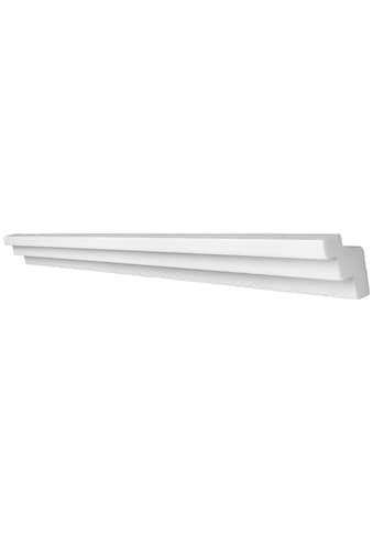 Decosa Zierleiste »Lichtleiste Kristine«, kleben, überstreichbar kaufen