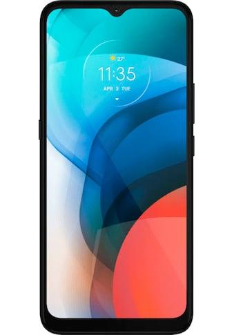 "Motorola Smartphone »Moto e7«, (16,5 cm/6,5 "", 32 GB Speicherplatz, 48 MP Kamera) kaufen"