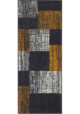 my home Läufer »John«, rechteckig, 8 mm Höhe, Kurzflor kaufen