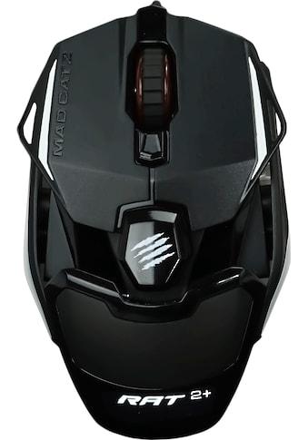Mad Catz Gaming-Maus »R.A.T. 2+«, kabelgebunden kaufen