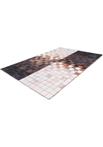 Obsession Teppich »My Bonanza 521«, rechteckig, 5 mm Höhe, Flachgewebe, bedruckt,... kaufen