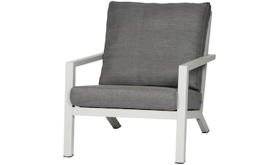 Siena Garden Loungesessel »Loungesessel Belia«, Aluminium, inkl. Auflagen kaufen