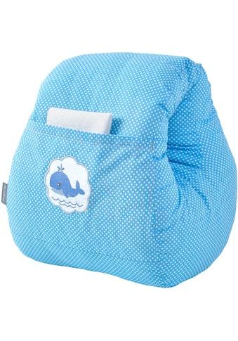 """SEI Design Stillkissen """"Blau Wal"""", 1 - tlg. kaufen"""