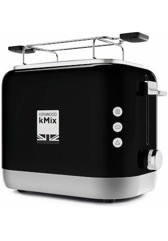 KENWOOD Toaster »TCX751BK«, 2 kurze Schlitze, 900 W kaufen