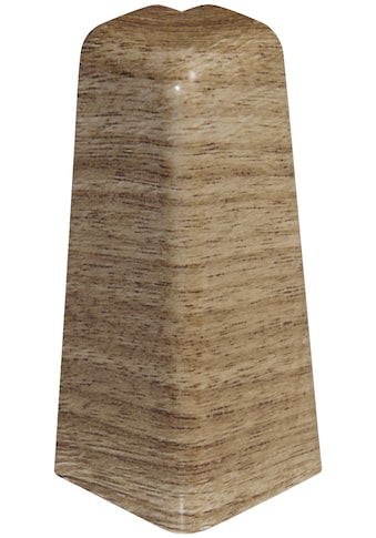 EGGER Außenecke »Nußbaum hellbraun«, Außeneck - Element für 6 cm Sockelleiste, 2 Stk kaufen