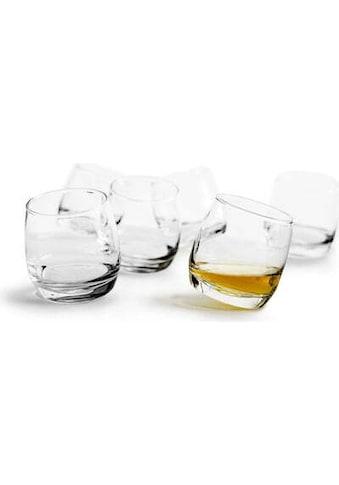 """sagaform Whiskyglas """"Bar Rocking"""" (6 - tlg.) kaufen"""