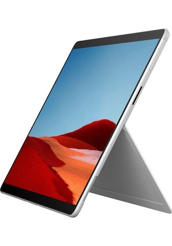 Microsoft Convertible Notebook »Surface Pro X 13 - 512/16GB Platin«, ( 512 GB SSD) kaufen