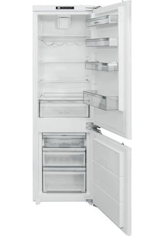 Sharp Einbaukühlgefrierkombination, SJ-BE237E00X-EU, 177 cm hoch, 54 cm breit kaufen