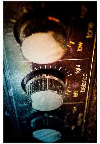 Art & Pleasure Acrylglasbild »Amplifier«, Amplifier kaufen