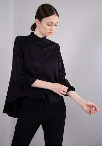 IMPERIAL Klassische Bluse »IMP-C ED4BBE«, glockenförmige Form kaufen