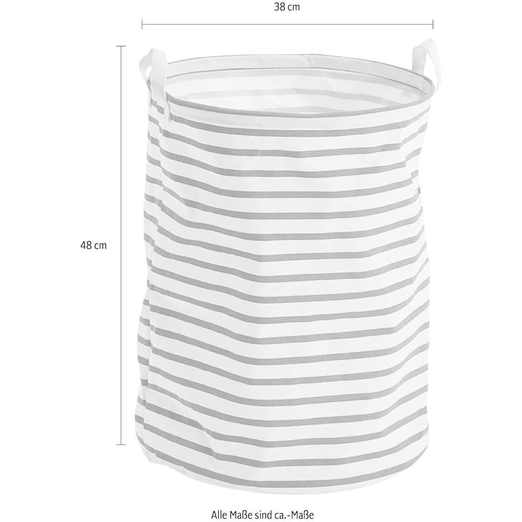Zeller Present Wäschetasche »Stripes«
