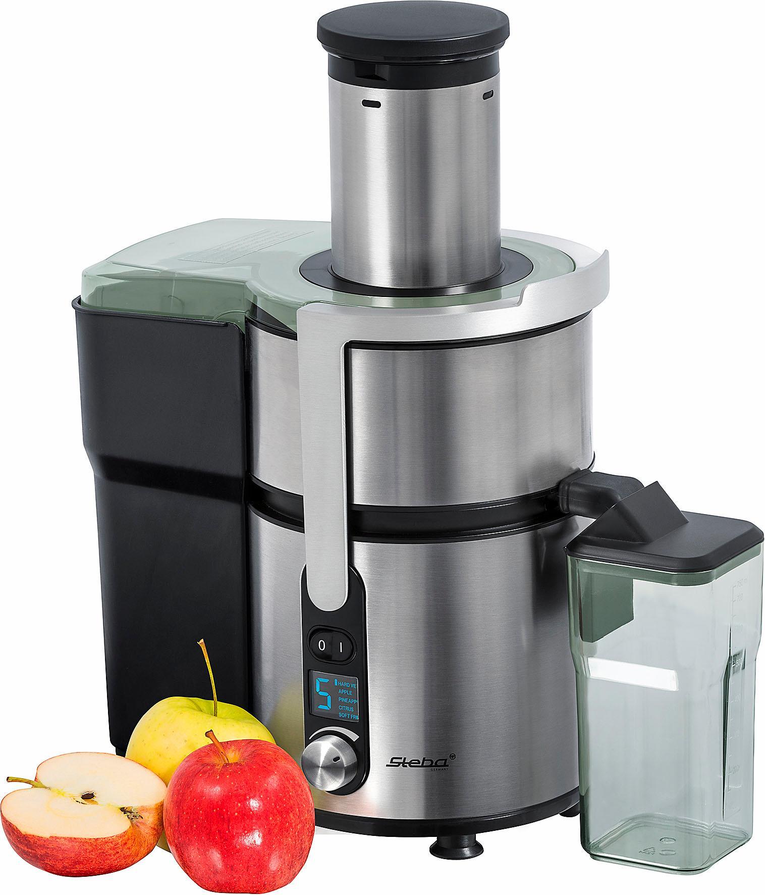 Steba Zentrifugenentsafter E 160, 1000 Watt | Küche und Esszimmer > Küchengeräte > Entsafter | STEBA