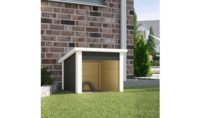 weka Mähroboter-Garage »367 A«, anthrazit, 21 mm kaufen