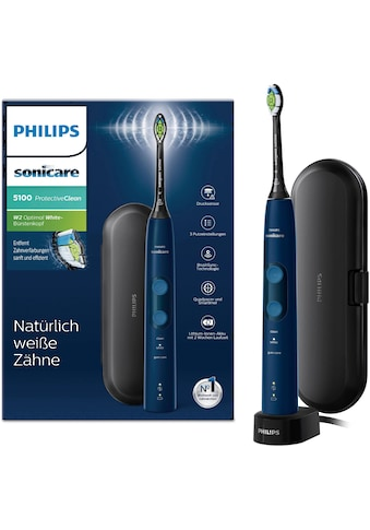 Philips Sonicare Schallzahnbürste »Sonicare HX6851/53«, 1 St. Aufsteckbürsten,... kaufen