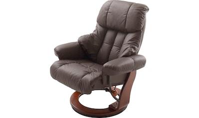 MCA furniture Relaxsessel »Calgary«, Fernsehsessel 360°drehbar inkl. Hocker mit... kaufen