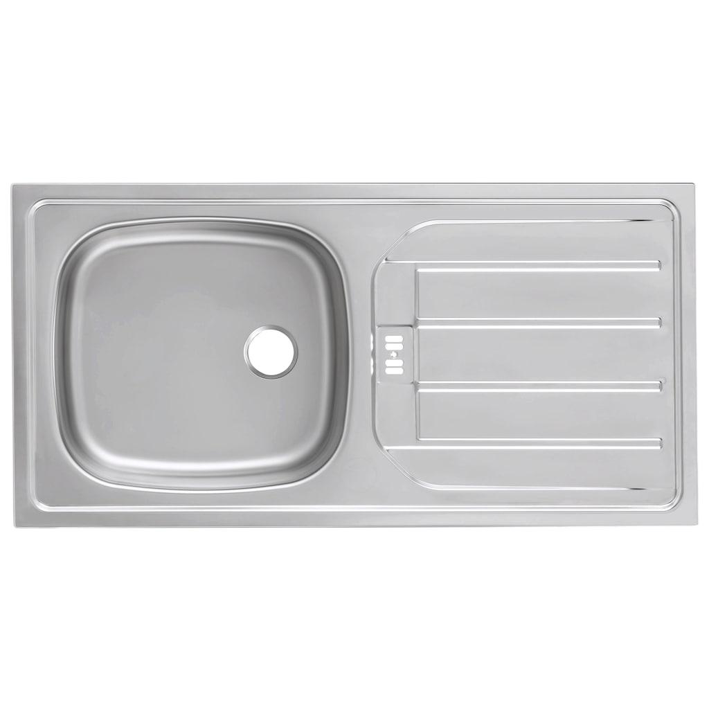 HELD MÖBEL Küchenzeile »Colmar«, mit E-Geräten, Breite 330 cm
