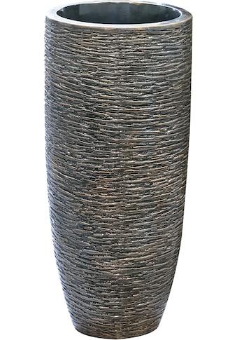 GILDE Pflanzkübel »Pflanzkübel Giant, antik bronzefarben«, (1 St.), Blumenkübel,... kaufen