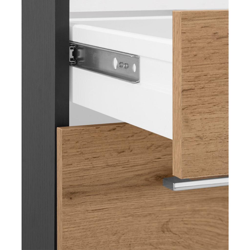 HELD MÖBEL Winkelküche »Colmar«, ohne E-Geräte, Stellbreite 210/210 cm