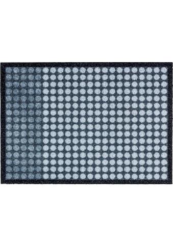 ASTRA Fußmatte »Deco Brush 1630«, rechteckig, 7 mm Höhe, Schmutzfangmatte, In -und... kaufen