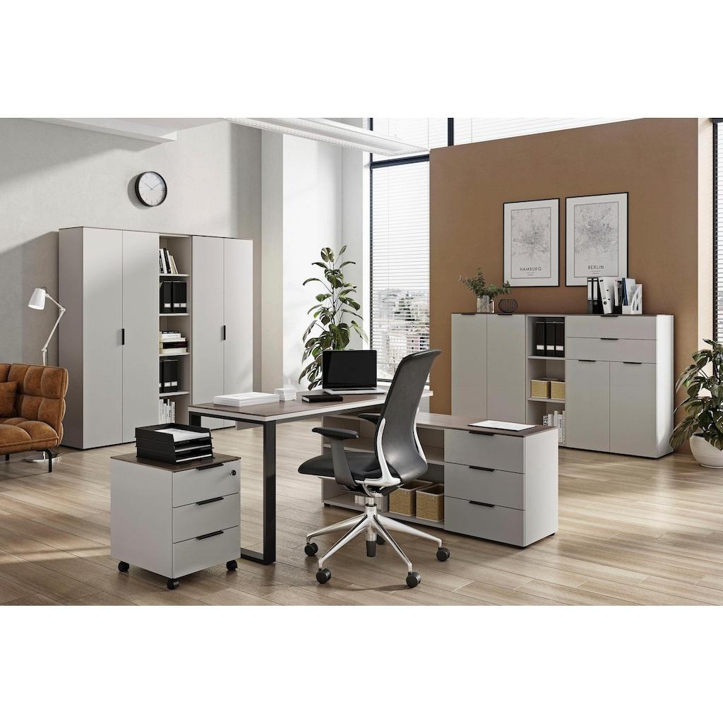 GERMANIA Büro-Set »Ancona« (Set, 8-tlg)
