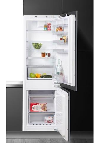 NEFF Einbaukühlgefrierkombination »KI7863FF0«, N 70 kaufen