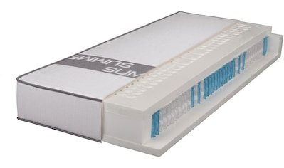 Taschenfederkernmatratze »SMARTSLEEP® 8000 LaPur«, Breckle, 23 cm hoch kaufen