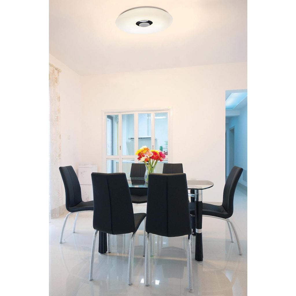 näve LED Deckenleuchte »NASHVILLE«, LED-Board, Kaltweiß-Warmweiß, mit RGB-Farbwechsler