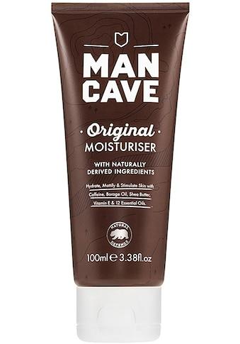 MAN CAVE Tagescreme »Moisturiser«, Tagespflege für Männer kaufen