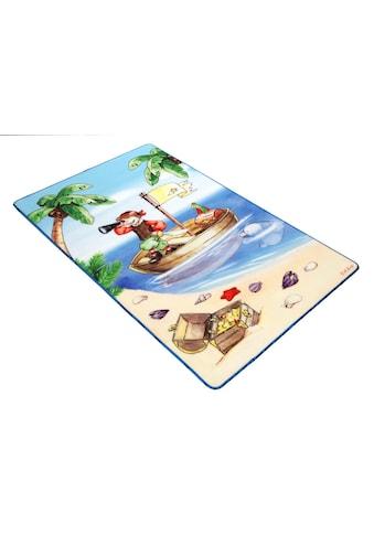 Fußmatte, »Lovely Kids LK - 1«, Böing Carpet, rechteckig, Höhe 2 mm, maschinell gewebt kaufen