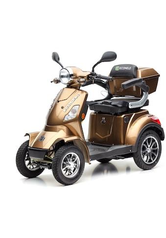 ECONELO Elektromobil »J4000«, 1000 W, 25 km/h, (mit Topcase) kaufen