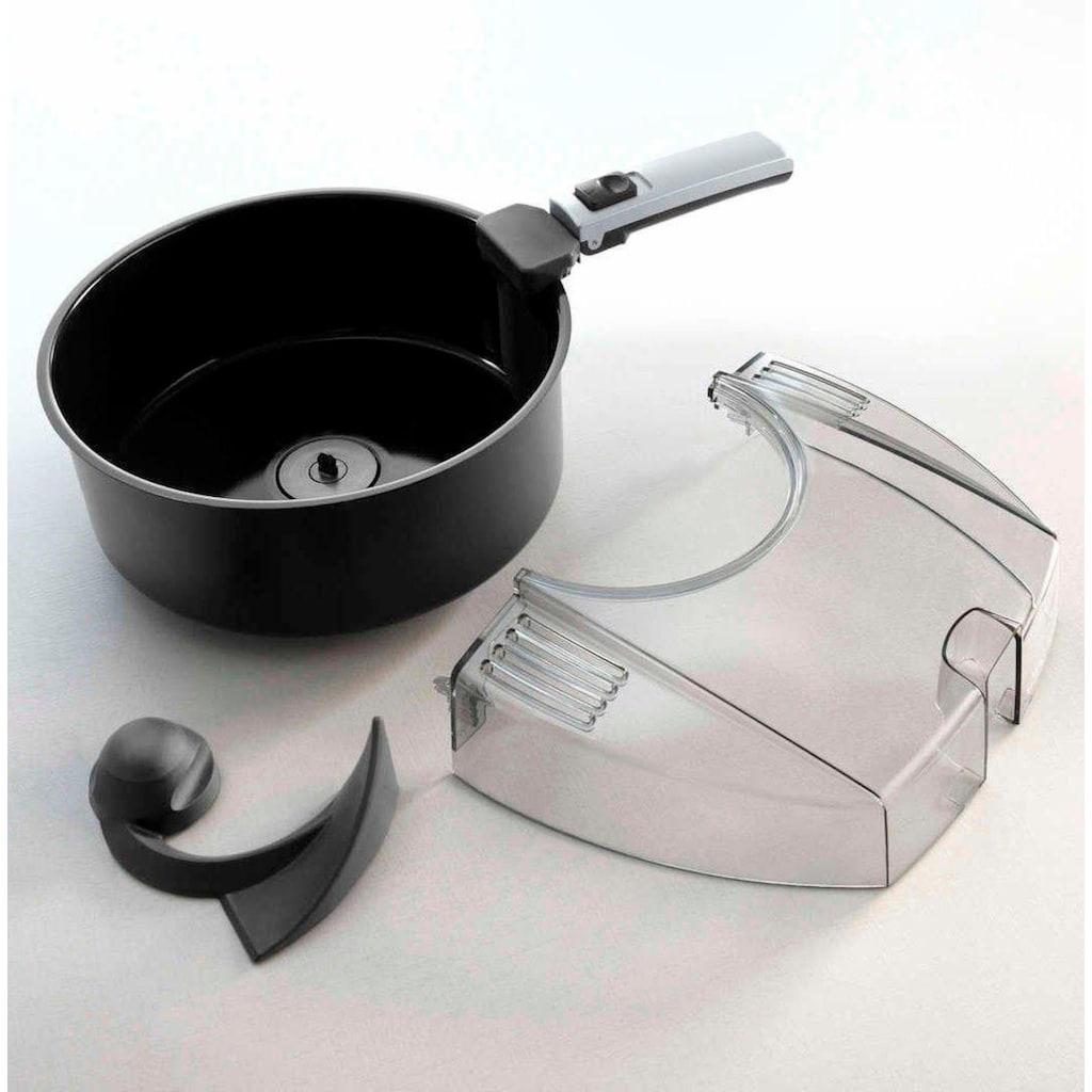 De'Longhi Heissluftfritteuse »MultiFry CLASSIC FH1163«, Multicooker mit 4-in-1 Funktion, auch zum Brotbacken, Fassungsvermögen 1,5 kg