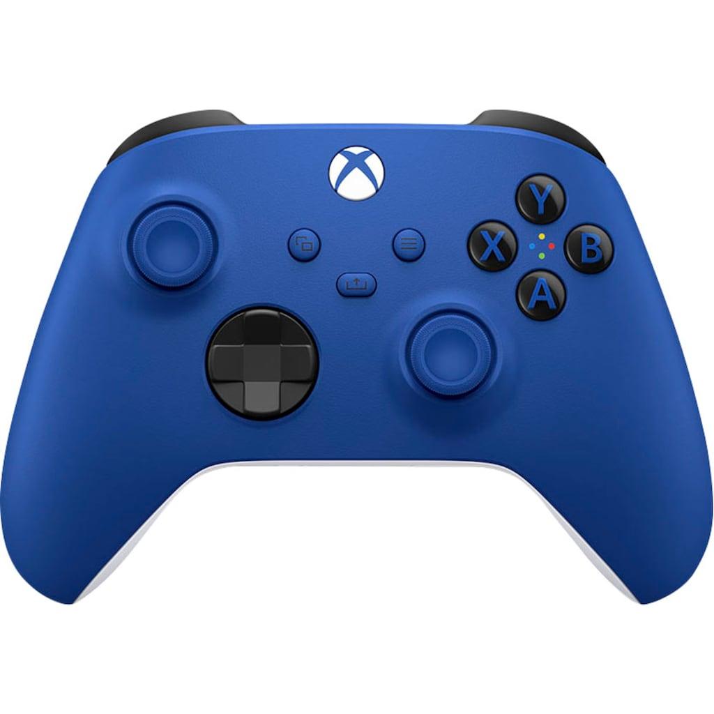 Xbox Wireless-Controller »Shock Blue«