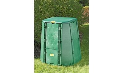 JUWEL Thermo - Komposter »Premium  -  Aeroquick 690«, BxTxH: 94x94x109 cm, 700 Liter kaufen