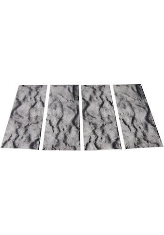 MySpotti Duscheinlage »Klebefliese stepon Stein anthrazit«, antirutsch kaufen