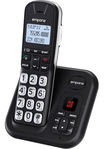 Emporia Schnurloses DECT-Telefon »GD61AB«, ( ), Telefon schnurlos kaufen